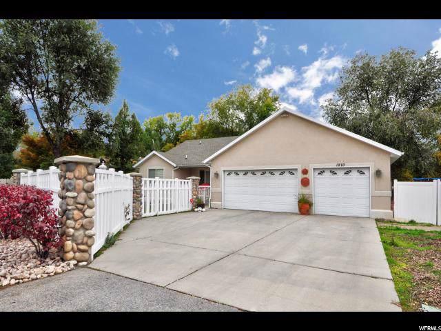 1270 E Grove Hollow Ct, Salt Lake City, UT 84121 (#1645570) :: RISE Realty