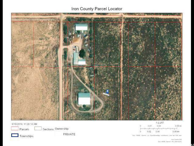 5305 N 3500 W, Cedar City, UT 84721 (#1645581) :: The Perry Group