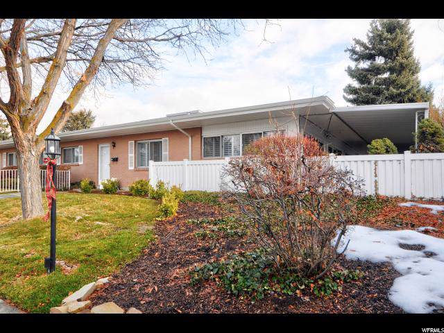 2244 E Carriage Ln #74, Holladay, UT 84117 (#1645582) :: Red Sign Team