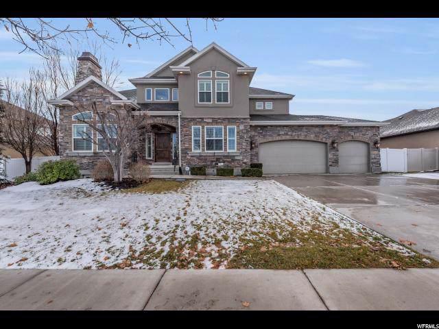3229 W Canyon Dr, South Jordan, UT 84095 (#1645590) :: Bustos Real Estate | Keller Williams Utah Realtors
