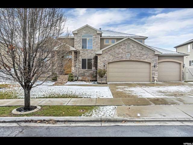 3241 W Sanborn Dr S, Riverton, UT 84065 (#1645634) :: Bustos Real Estate | Keller Williams Utah Realtors