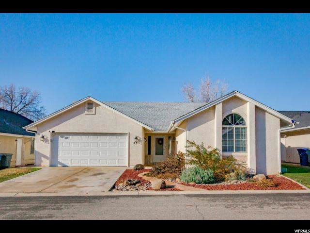 710 S Indian Hills Dr #25, St. George, UT 84770 (#1645636) :: RISE Realty