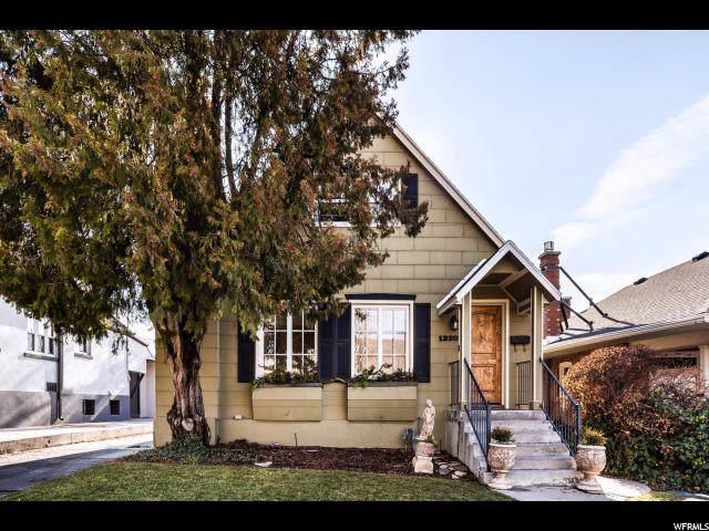 1328 E Browning Ave S, Salt Lake City, UT 84105 (#1645638) :: Bustos Real Estate | Keller Williams Utah Realtors
