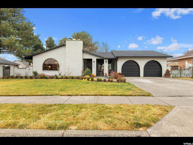 4960 W Country Club Dr, Highland, UT 84003 (#1645642) :: RISE Realty