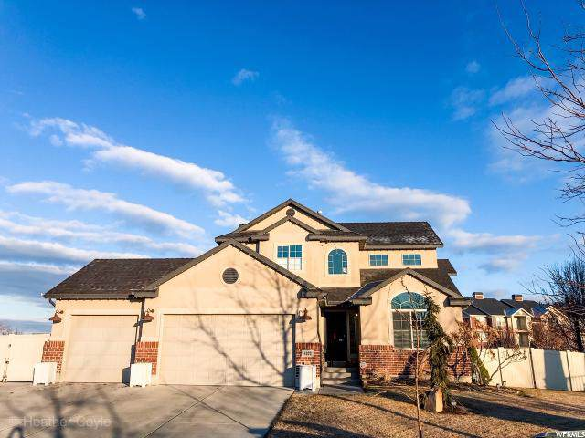 5272 W Torbay Ct, West Valley City, UT 84120 (#1645652) :: RISE Realty