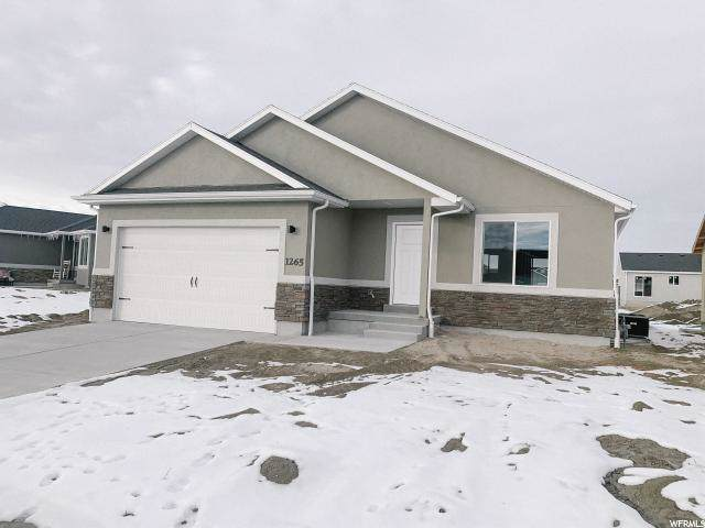 1265 E Rachel Way #148, Eagle Mountain, UT 84005 (#1645668) :: Red Sign Team