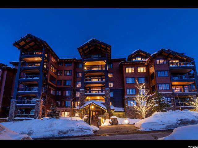 8894 Empire Club Dr, Park City, UT 84060 (#1645679) :: RISE Realty