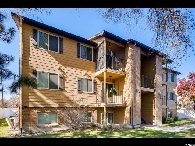 864 E Bristle Pines Pl #30, Salt Lake City, UT 84106 (#1645680) :: Bustos Real Estate | Keller Williams Utah Realtors