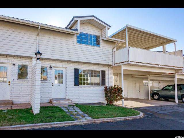 781 N Valley View Dr #15, St. George, UT 84770 (#1645696) :: RISE Realty