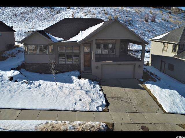 15072 S Eagle Crest Dr, Draper, UT 84020 (#1645703) :: Bustos Real Estate | Keller Williams Utah Realtors