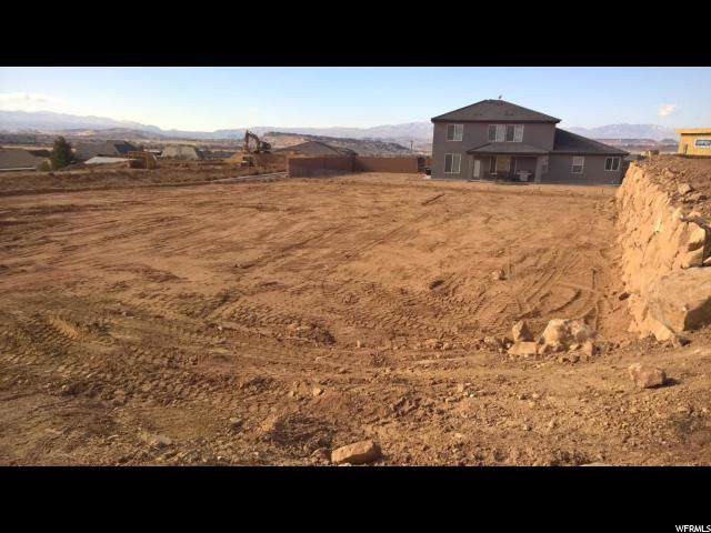 W Noble Dr, Washington, UT 84780 (#1645707) :: RISE Realty