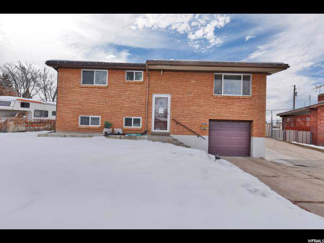 2541 W 4700 S, Roy, UT 84067 (#1645710) :: Doxey Real Estate Group
