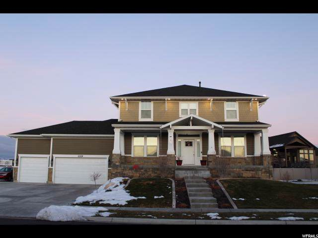 1019 St Andrews Dr, Syracuse, UT 84075 (#1645725) :: Doxey Real Estate Group