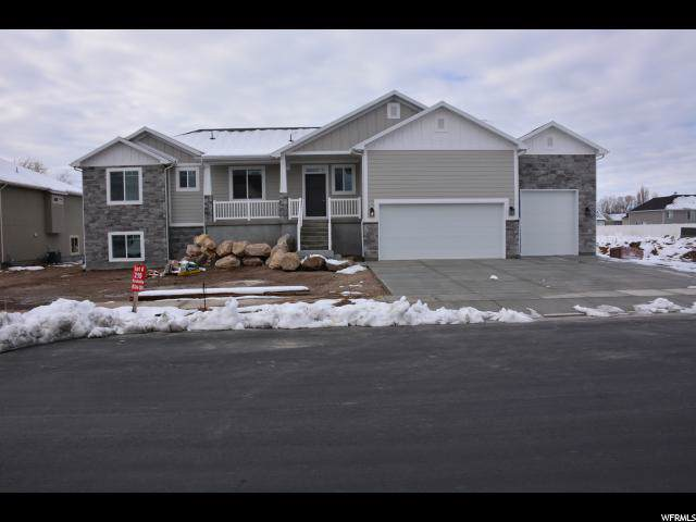 2387 N 3975 W, Plain City, UT 84404 (#1645735) :: The Fields Team