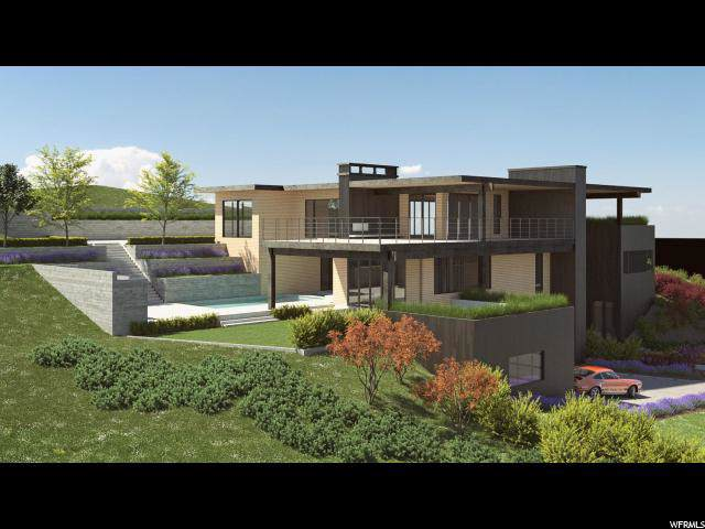 333 N Federal Heights Cir E, Salt Lake City, UT 84103 (#1645739) :: Keller Williams Legacy