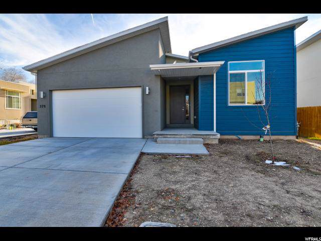 378 E Terra Sol Dr S, South Salt Lake, UT 84115 (#1645741) :: goBE Realty