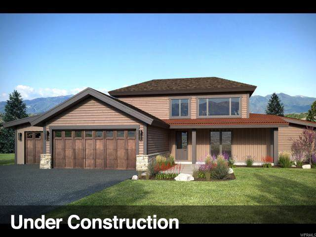 498 Thorn Creek Dr #62, Kamas, UT 84036 (#1645751) :: Red Sign Team