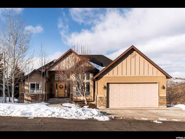 12617 N Deer Mountain Blvd, Kamas, UT 84036 (MLS #1645755) :: High Country Properties