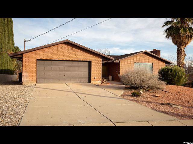 144 N 300 W, Washington, UT 84780 (#1645762) :: goBE Realty
