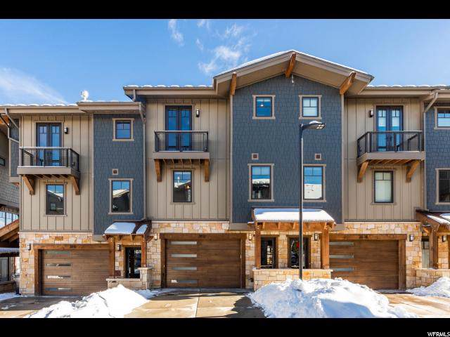 3812 Blackstone Dr, Park City, UT 84098 (MLS #1645766) :: High Country Properties