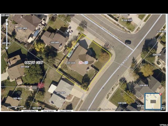 1572 E Hidden Valley Dr, Sandy, UT 84092 (#1645773) :: Utah City Living Real Estate Group
