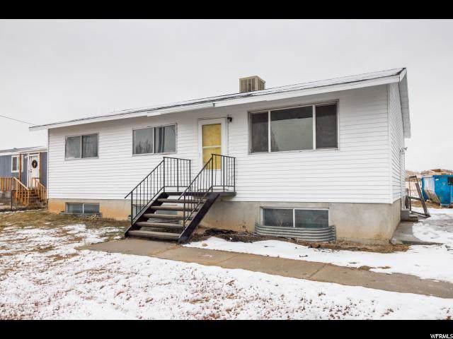 4366 S Vernal Ave, Vernal, UT 84078 (MLS #1645780) :: Lawson Real Estate Team - Engel & Völkers