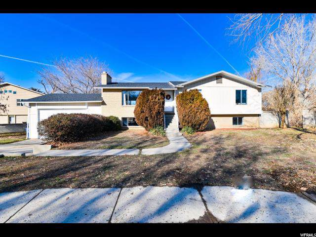 1433 E Dawn Dr S, Salt Lake City, UT 84121 (#1645781) :: The Fields Team