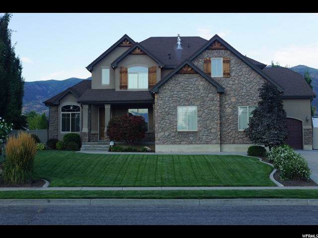 478 N Isabella Dr E, Layton, UT 84040 (#1645813) :: Exit Realty Success