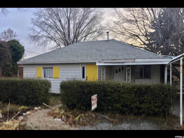31 W 100 N, Pleasant Grove, UT 84062 (#1645830) :: Big Key Real Estate
