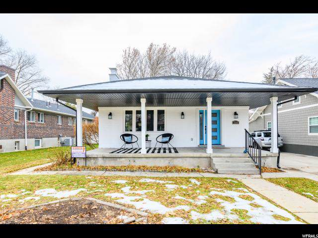 1466 Kensington Ave, Salt Lake City, UT 84105 (#1645854) :: goBE Realty