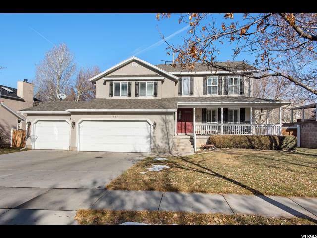 1917 E Ashley Mesa Ln S, Sandy, UT 84092 (#1645863) :: Utah City Living Real Estate Group