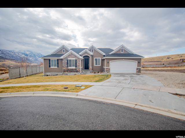 1356 S Maple Cir, Santaquin, UT 84655 (#1645872) :: Red Sign Team