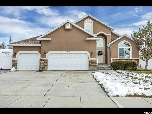 12795 S Palermo St, Herriman, UT 84096 (#1645878) :: Utah City Living Real Estate Group