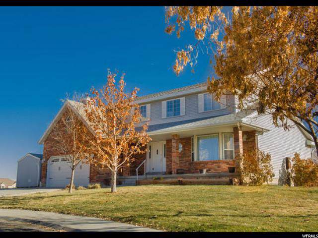110 Lakeview, Stansbury Park, UT 84074 (#1645879) :: Red Sign Team