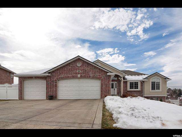 801 Edgewood Dr, South Ogden, UT 84403 (#1645925) :: Red Sign Team