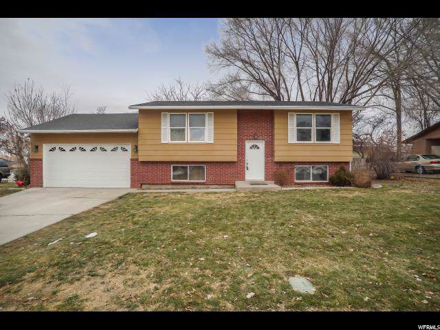 892 W 2550 N, Clinton, UT 84015 (#1645932) :: Doxey Real Estate Group