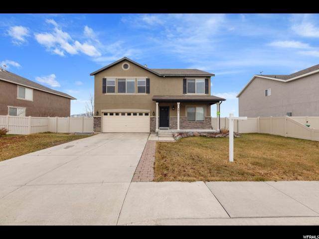 491 Olive Pl, Lehi, UT 84043 (#1645957) :: Red Sign Team