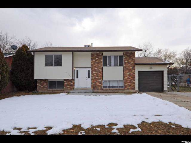 4625 W Thayn Dr, West Valley City, UT 84120 (#1645959) :: Red Sign Team
