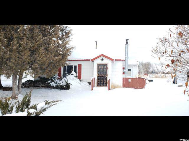 300 2ND N, Cokeville, WY 83114 (#1645967) :: Red Sign Team