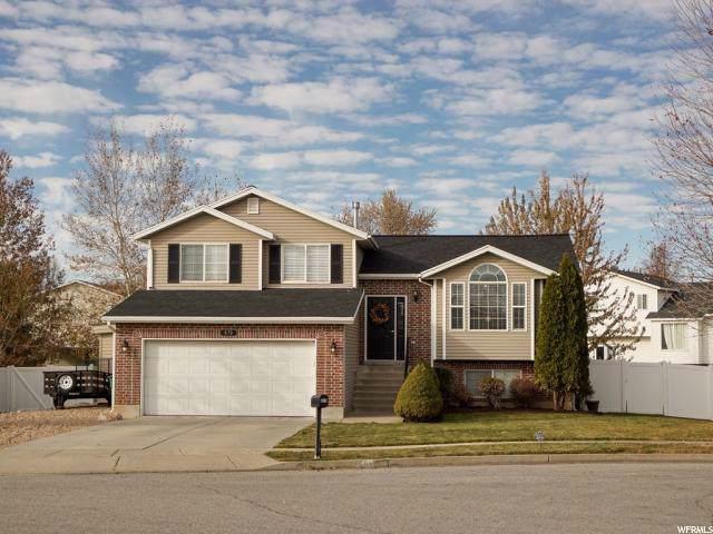 870 N Crimson Ln, Kaysville, UT 84037 (#1645968) :: Keller Williams Legacy