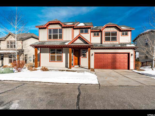 5437 Upper Luge Ln #34, Park City, UT 84098 (#1645975) :: Utah City Living Real Estate Group