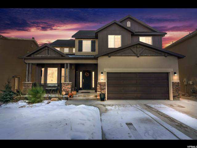 1994 E Fielding Hill Ln, Draper, UT 84020 (#1645976) :: Utah City Living Real Estate Group