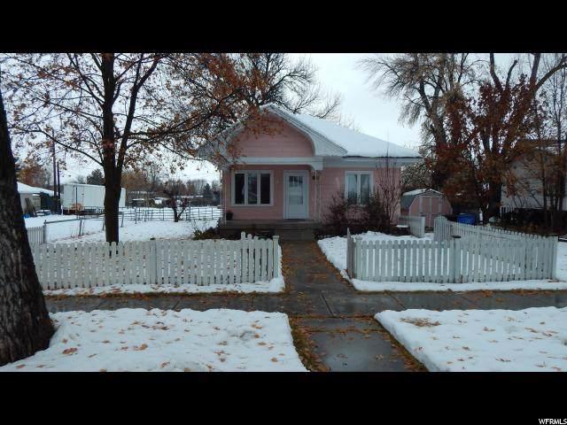 261 E Main St, Wellsville, UT 84339 (#1645986) :: Colemere Realty Associates