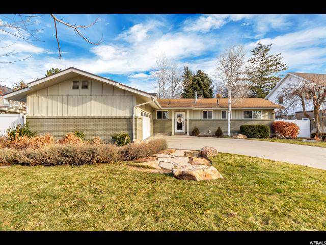 4247 S Panorama Dr, Holladay, UT 84124 (#1646001) :: Utah City Living Real Estate Group