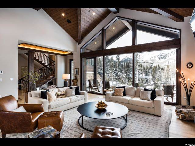 231 White Pine Canyon Rd, Park City, UT 84060 (#1646002) :: Utah City Living Real Estate Group