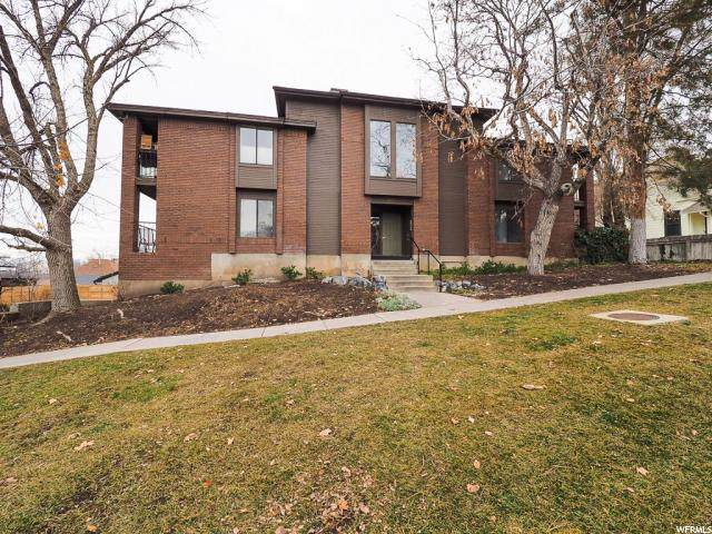 227 N H St #104, Salt Lake City, UT 84103 (#1646007) :: goBE Realty