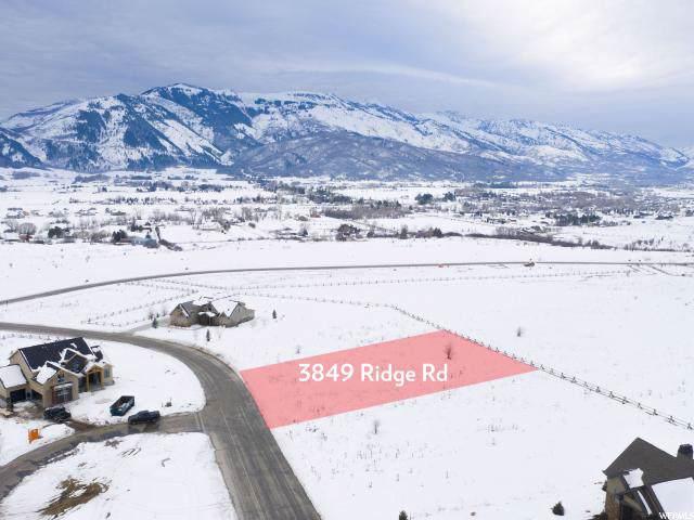 3849 N Ridge Rd, Eden, UT 84310 (#1646008) :: Red Sign Team