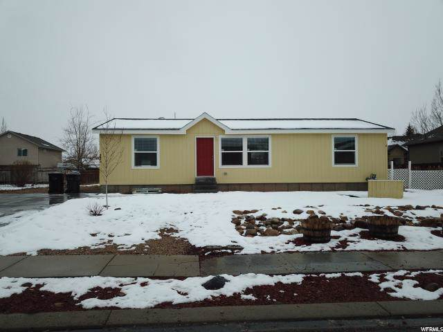 231 W 480 N, Kamas, UT 84036 (MLS #1646021) :: High Country Properties