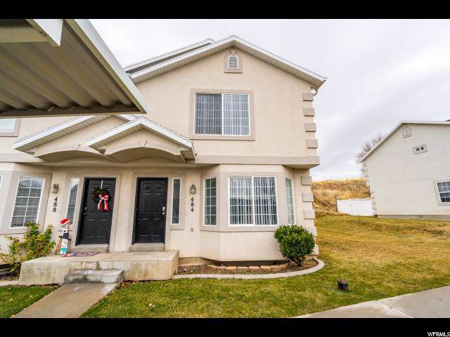 484 N 1210 E, Spanish Fork, UT 84660 (#1646039) :: Keller Williams Legacy