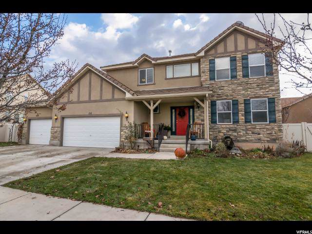 158 E 1170 S, Payson, UT 84651 (#1646066) :: RISE Realty